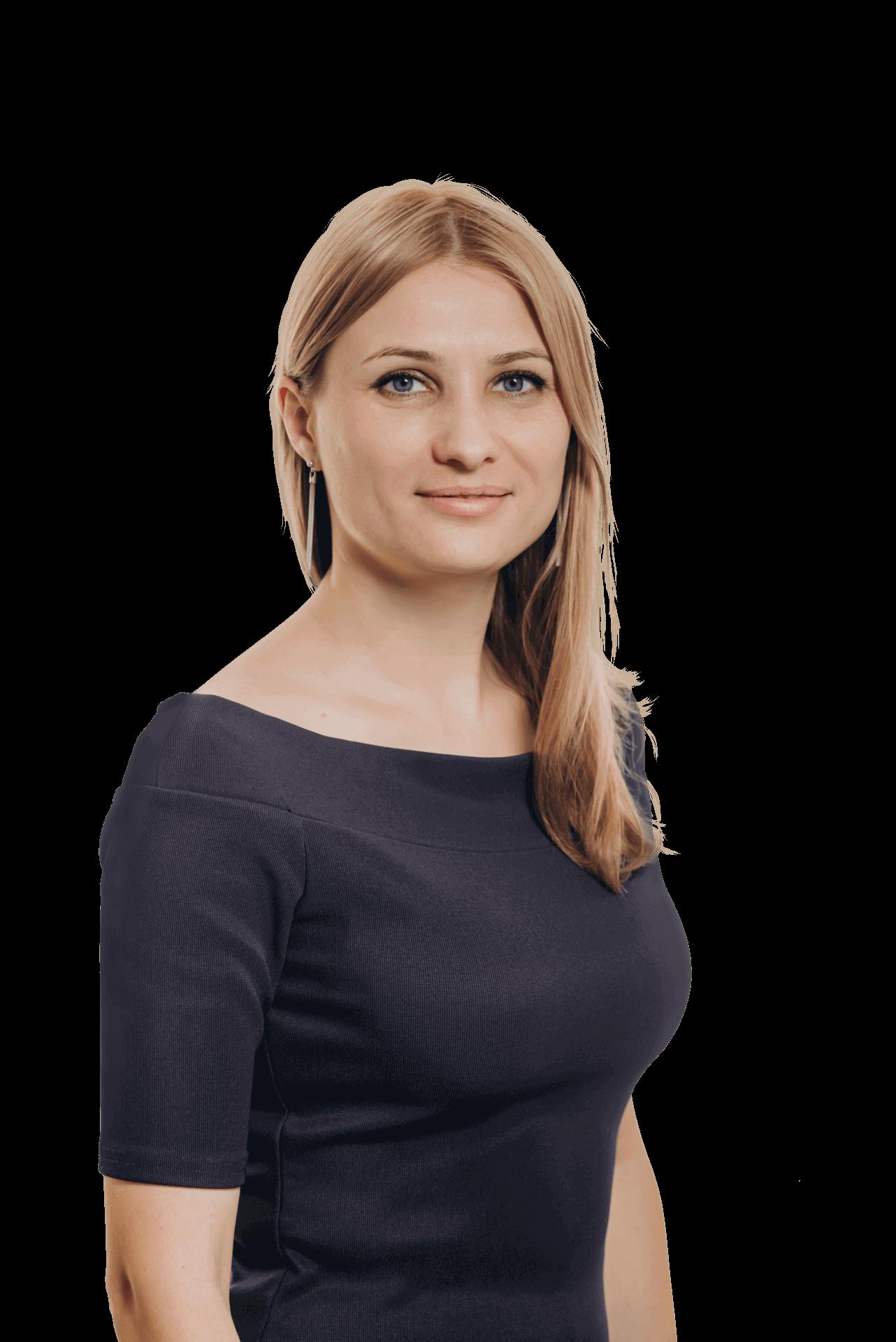 Мирничук-Ковалева <br>Анна Алексеевна